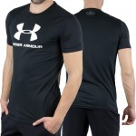 Koszulka Męska UNDER ARMOUR Sportstyle Logo Short Sleeve