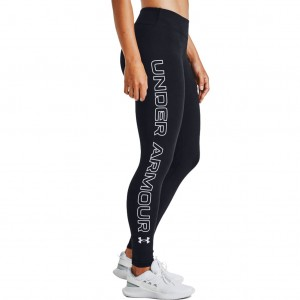 Legginsy Damskie na miasto UNDER ARMOUR Favorite Wordmark