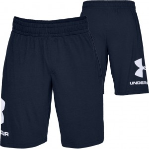 Spodenki Męskie Sportowe UNDER ARMOUR Sportstyle Cotton Graphic Short